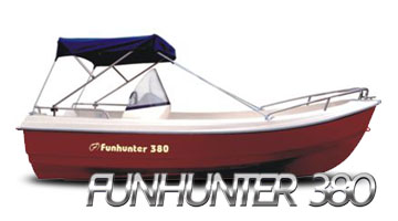 Escapader Funhunter 380